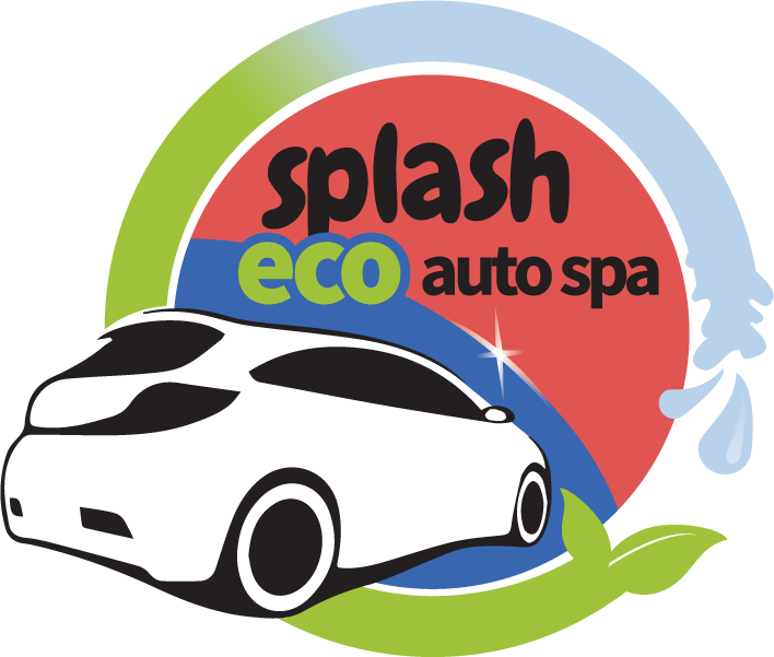 Splash ECO Auto Spa Logo